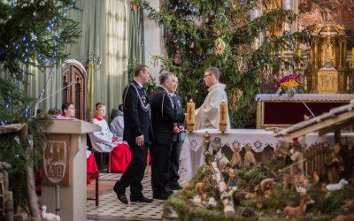 Msza inaugurująca pracę hospicjum